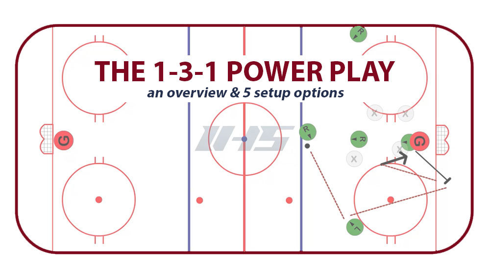 1-3-1 Power Play Overview and Options