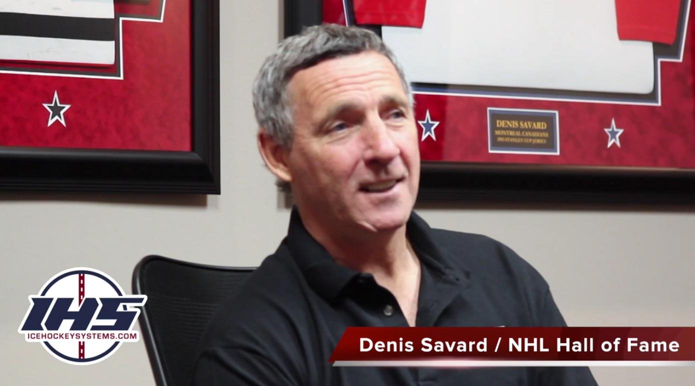 Interview with Denis Savard