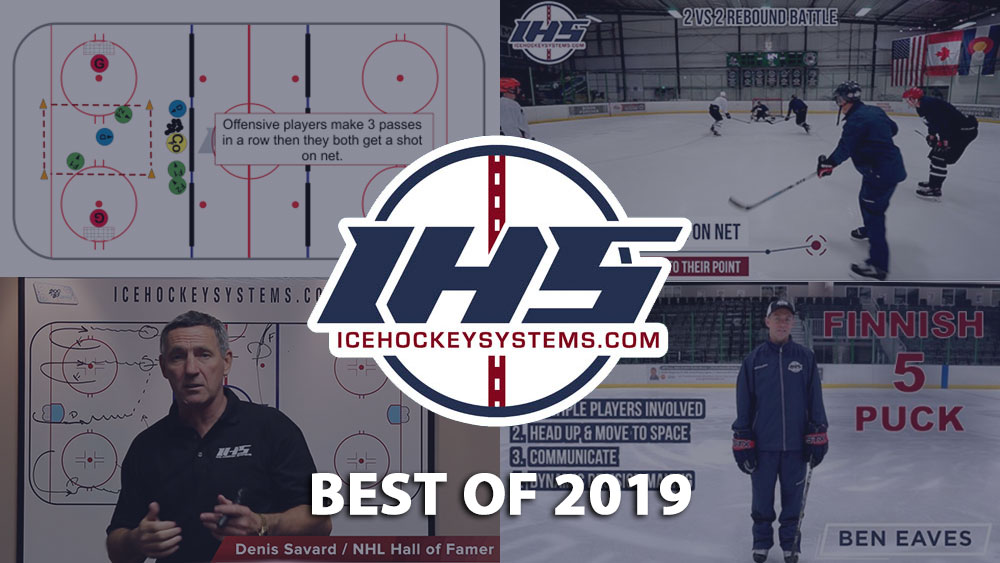 Best Hockey Drills and Games of 2019