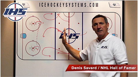 Breaking the 1-2-2 and Trap Forecheck