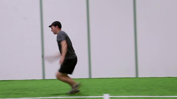 The Fartlek - Skater Jumps (45 Degree)