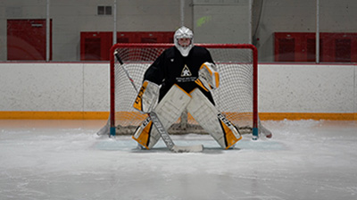 hockey goaltending drills