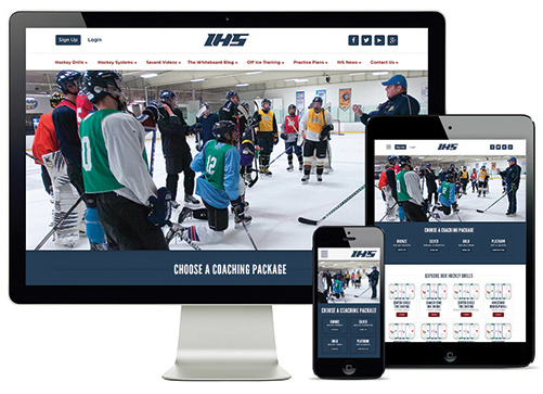 Ice Hockey Systems on Many Devices