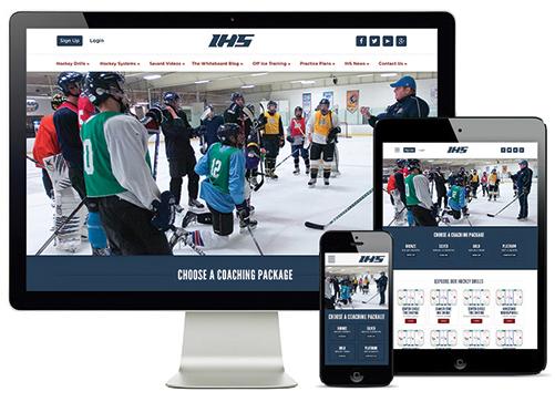 Ice Hockey Systems on Many Devices