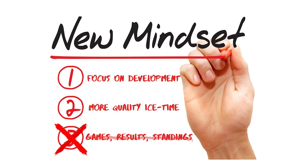 Adjusting our mindset in youth hockey to be more excited about pure development.