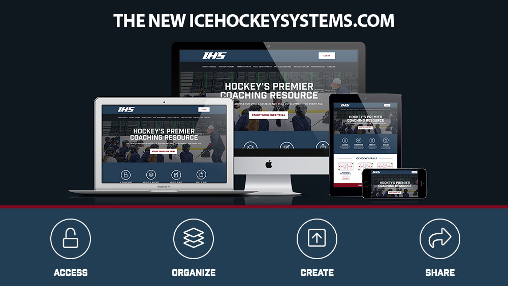 The New IceHockeySystems.com Website