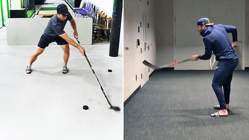 Off-Ice Stickhandling Tips and Exercises