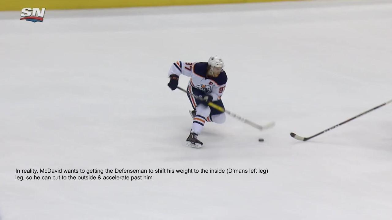 Connor McDavid Goal