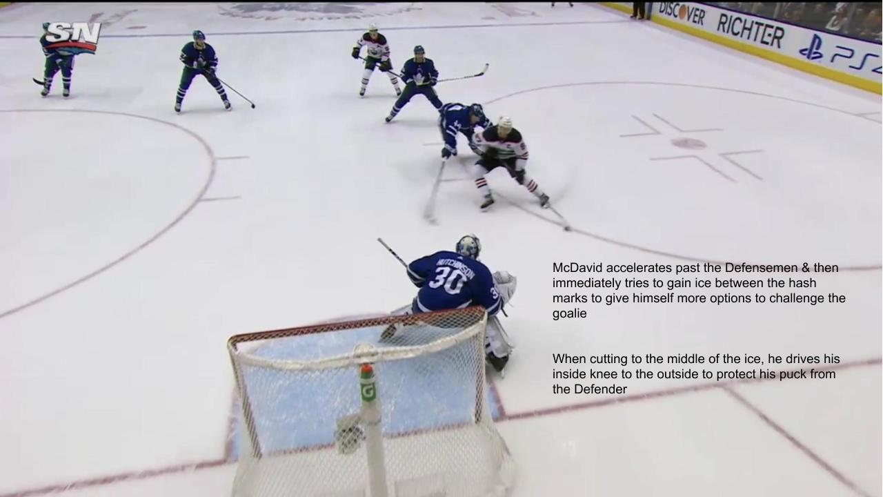 McDavid Goal