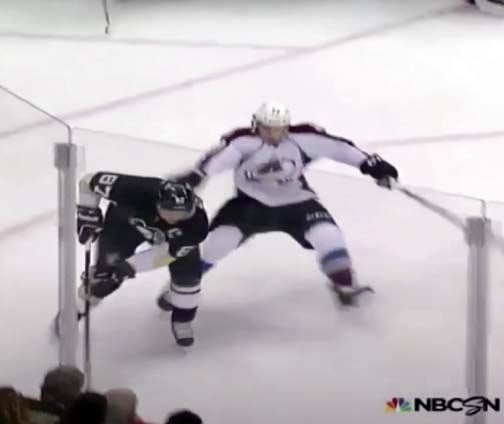 Crosby Puck Control