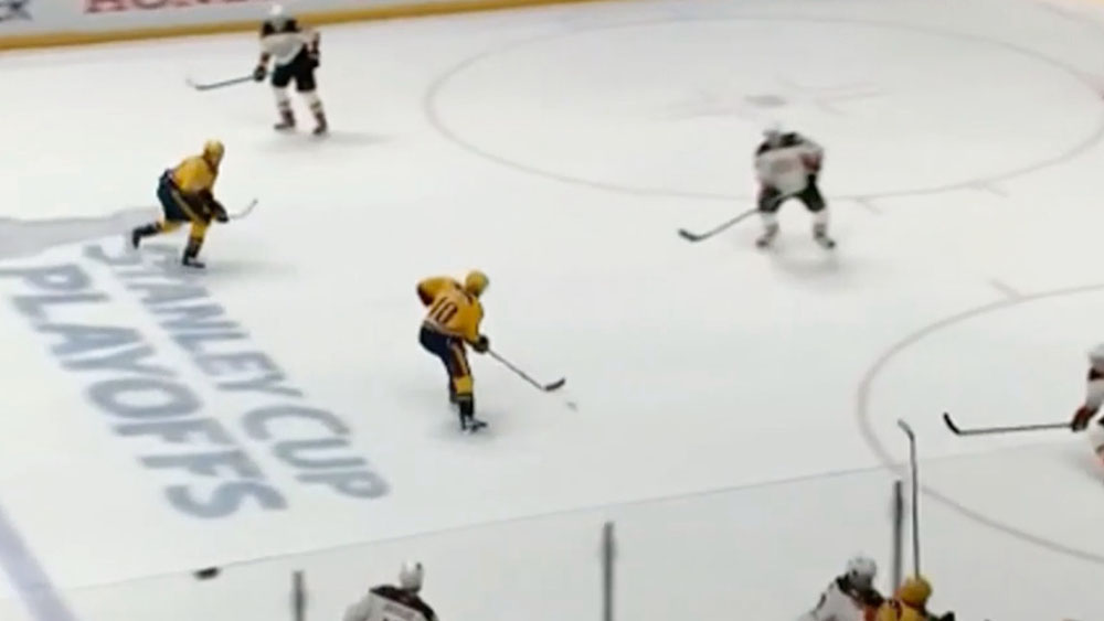 Scissons Two Touch Shot