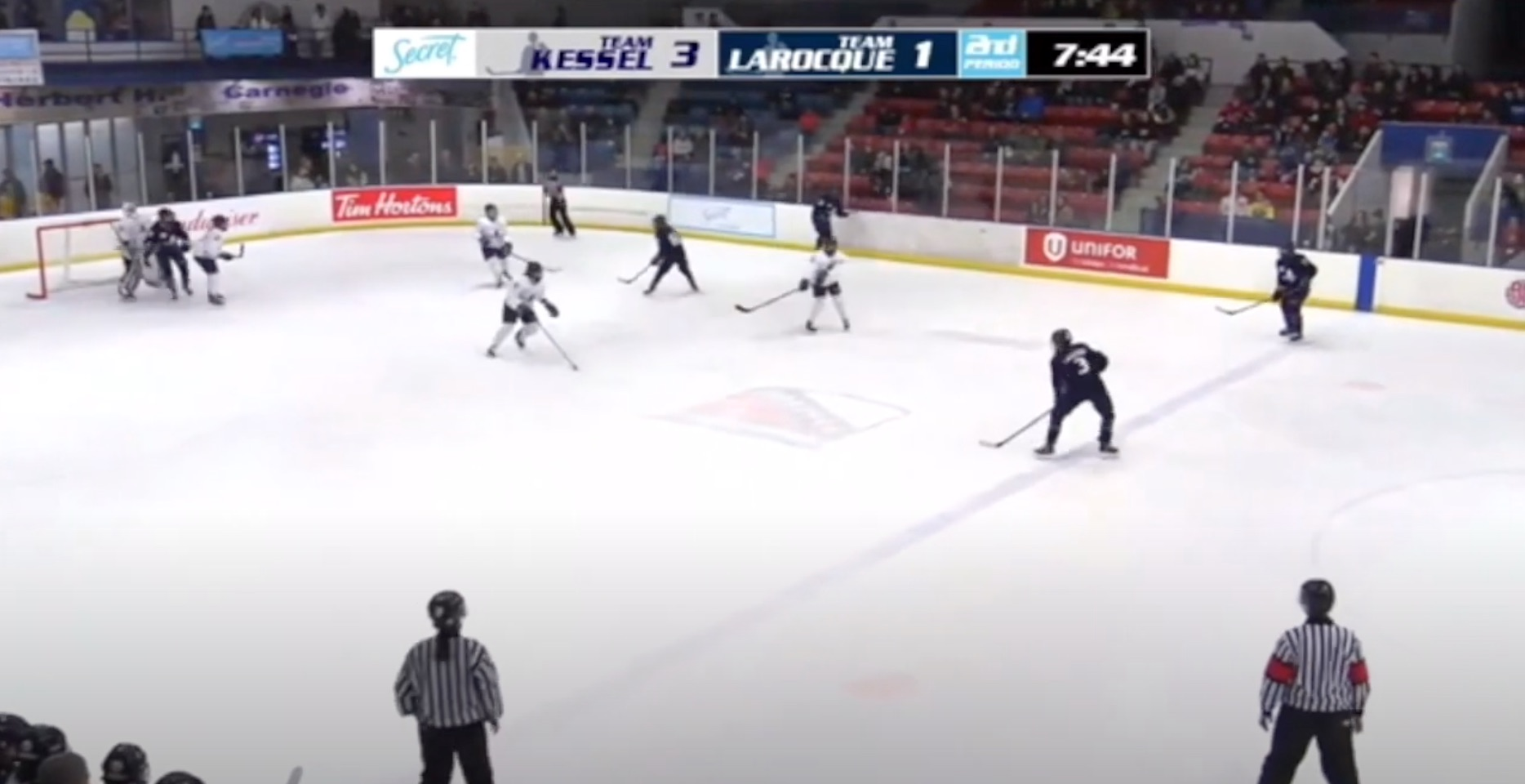 Brianne Jenner Power Play