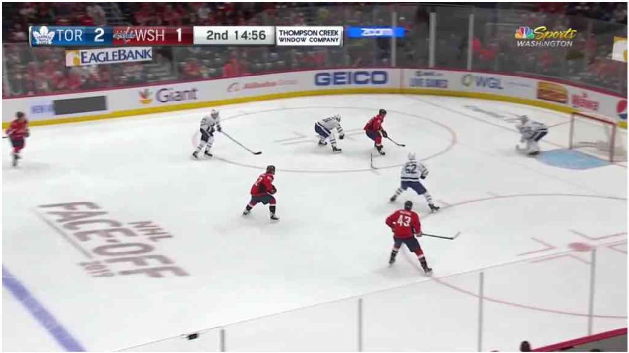 Kuznetsov Goes to The Net