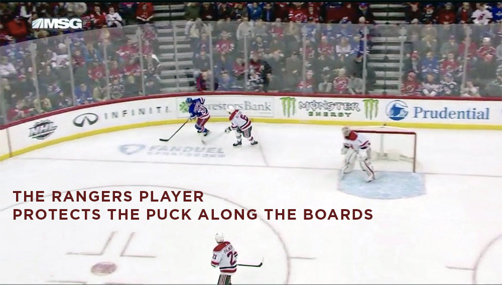 Playing Without The Puck