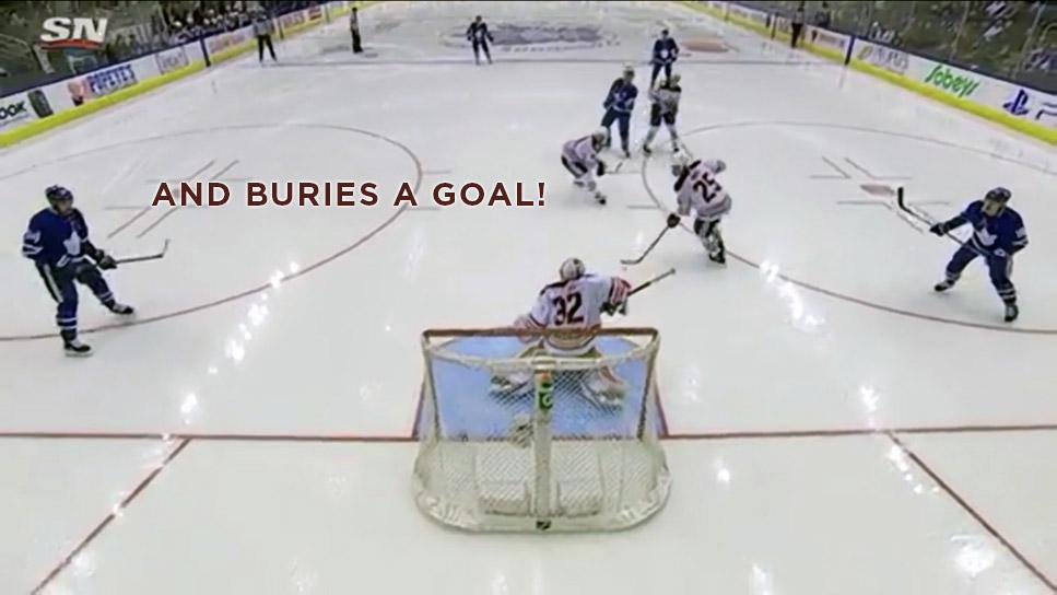 Tavares Scores