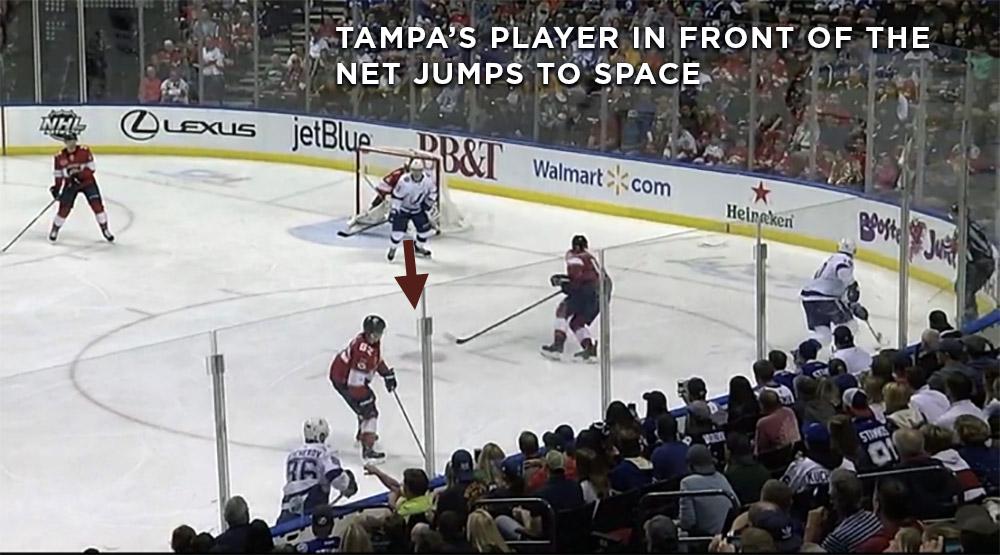 Tampa's Goal