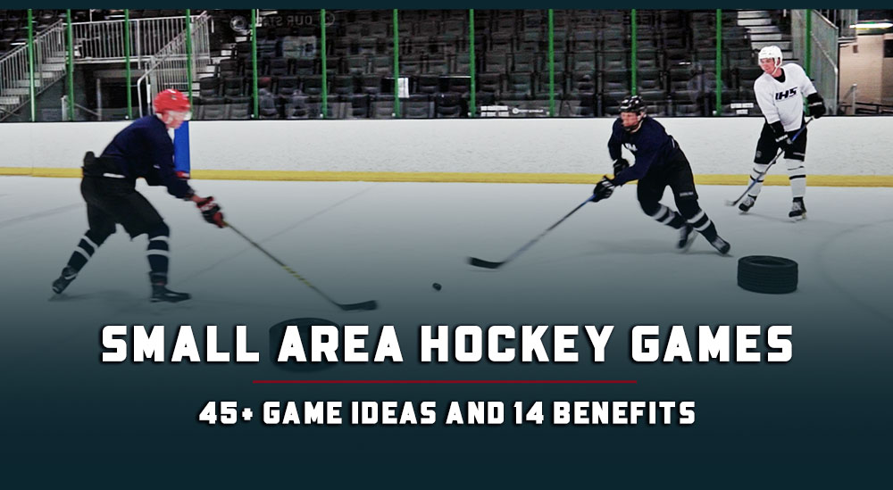 Small Area Hockey Games And Benefits