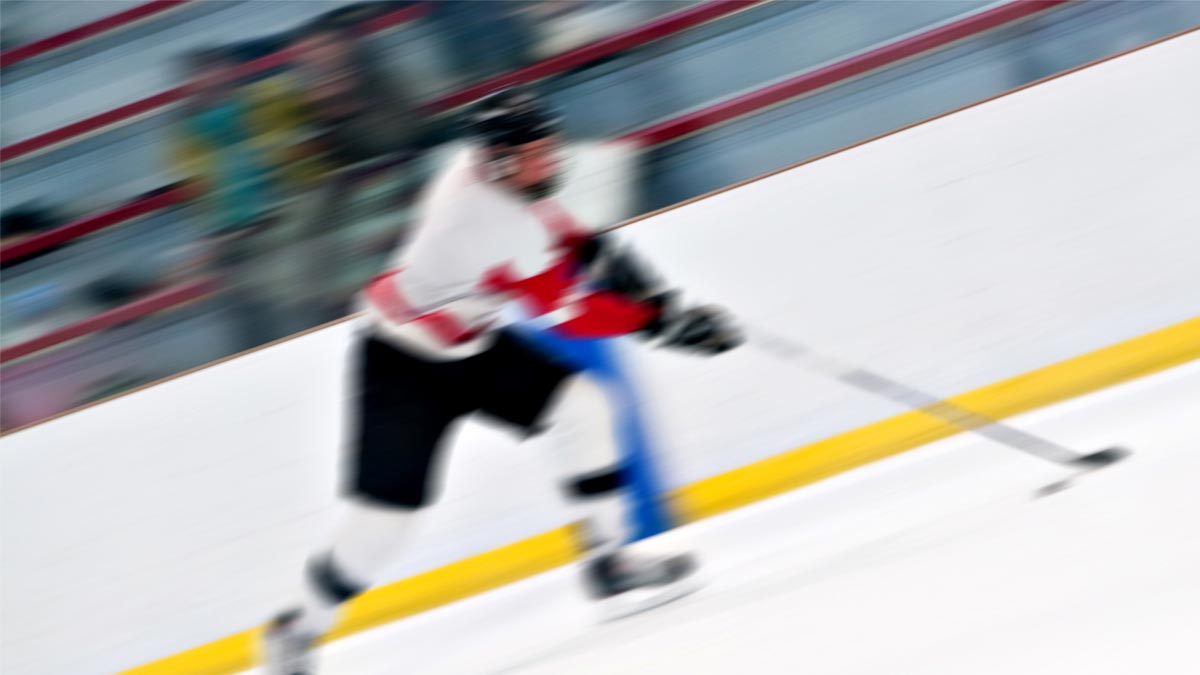 Transition and speed hockey drills