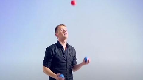 3 Ball Juggling