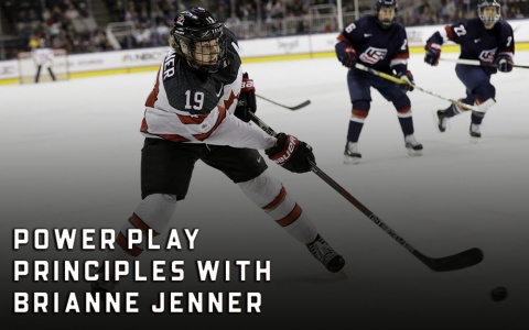 Brianne Jenner Power Play Principles