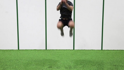 Continuous Tuck Jumps