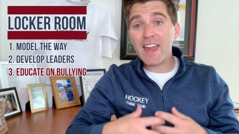 Topher Scott Talks About Building a Close Locker Room