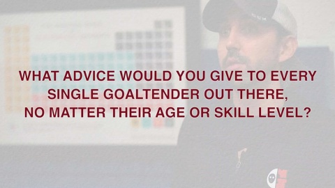 Advice For Every Ice Hockey Goaltender Out There