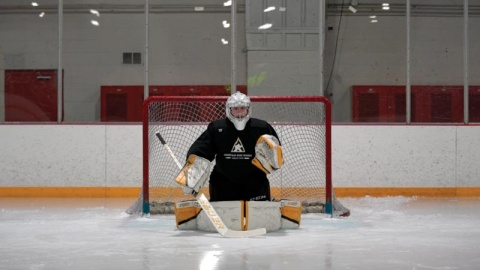 Butterfly Progression - Ice Hockey Goalie Training