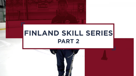 Finnish Ice Hockey Skills Series Part #2