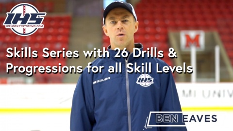 Finnish Skills Warm Up Series - 26 hockey skills drills
