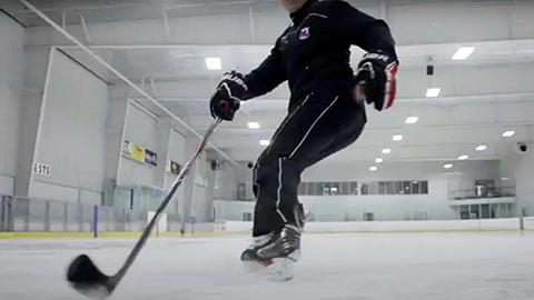 Hockey Transition Turn