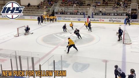 Neutral Zone 3v3 Hockey Game