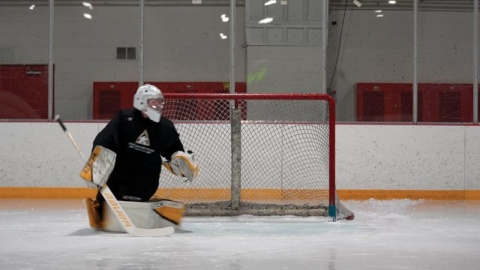 Recovery Progressions - Ice Hockey Goalie Training