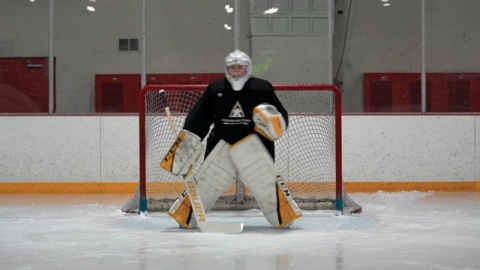 Hockey Goalie Development Progressions Drills And Philosophies