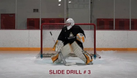 35 Drills Videos Specific For Ice Hockey Goalies