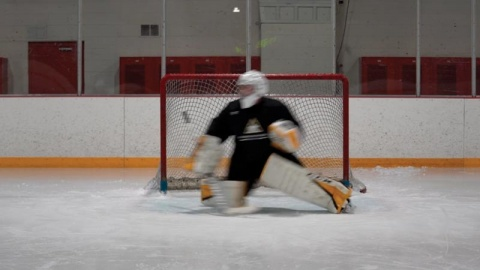 Slide Progressions - Ice Hockey Goalie Training