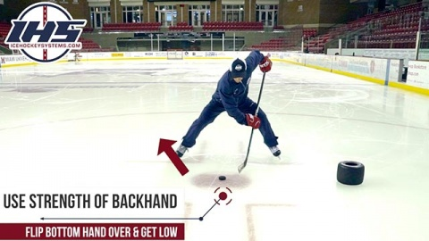 Weak Side Face-Off Tips