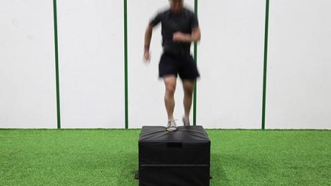Forward Step Jumps