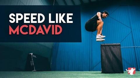 Hockey Speed Workout - Speed Like McDavid