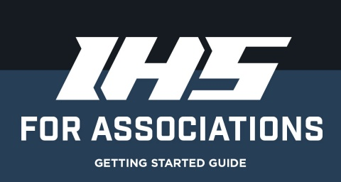 Getting Started Guide: IHS for Associations