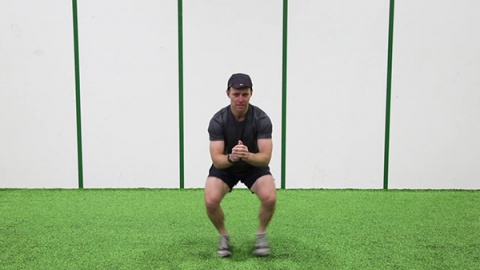 In and Outs - Leg strength exercise for hockey players