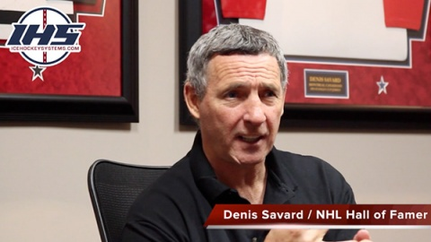 Denis Savard talks about keeping your players accountable