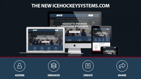 The New IceHockeySystems.com Website