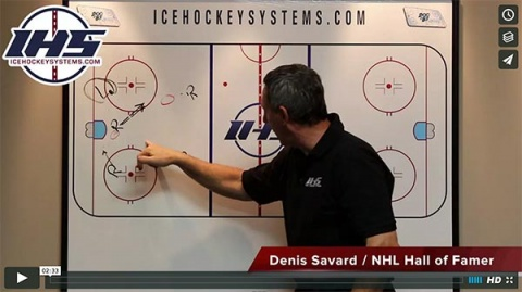 Playmaker 5 on 3 Power Play