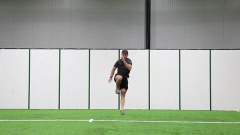 Single Leg Bounding