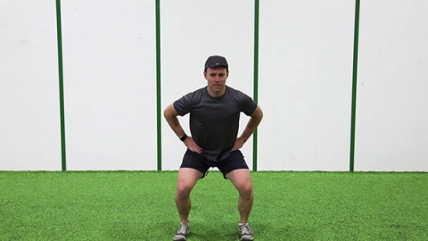 Undulating Squats