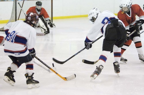 Youth Hockey Tryout