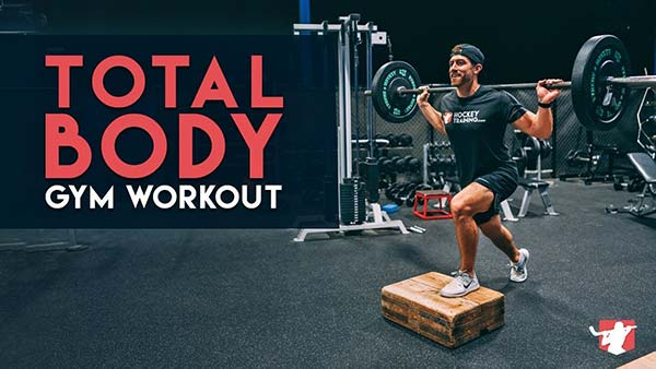Total Body Hockey Workout