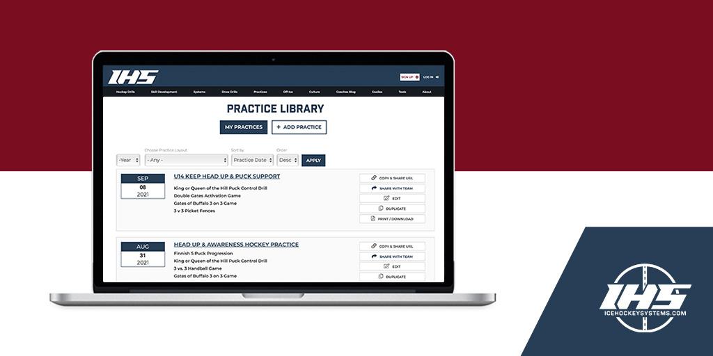 Updated IHS Practice Planner